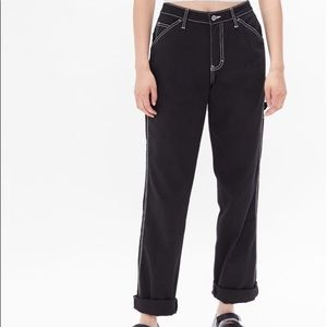 Dickies straight-leg pants